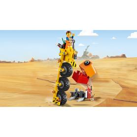 LEGO 70823 THE LEGO MOVIE 2 IL TRICICLO DI EMMET