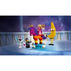 LEGO 70824 LEGO MOVIE ECCO A VOI LA REGINA WELLO KE WUOGLIO