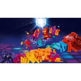 LEGO 70825 LEGO MOVIE LA SCATOLA  COSTRUISCI QUELLO CHE VUOI  DELLA REGINA WELLO KE WUOGLIO