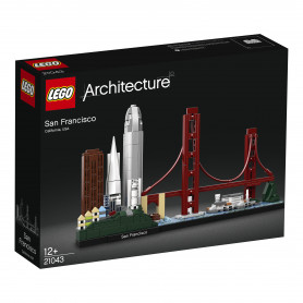 LEGO 21043 LEGO ARCHITECTURE SAN FRANCISCO