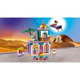 LEGO 41161 DISNEY PRINCESS LE AVVENTURE NEL PALAZZO DI ALADDIN E JASMINE