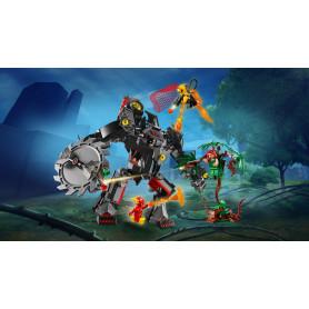 LEGO 76117 SUPER HEROES MECH DI BATMAN