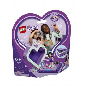 LEGO 41355 LEGO FRIENDS SCATOLA DEL CUORE DI EMMA