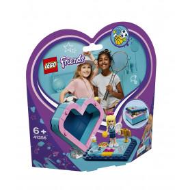 LEGO 41356 LEGO FRIENDS SCATOLA DEL CUORE DI STEPHANIE