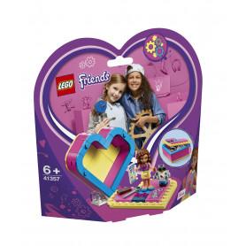 LEGO 41357 LEGO FRIENDS SCATOLA DEL CUORE DI OLIVIA