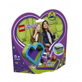 LEGO 41358 LEGO FRIENDS SCATOLA DEL CUORE DI MIA