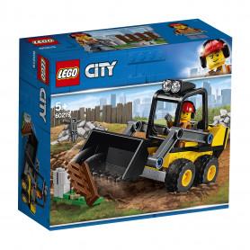 LEGO 60219 CITY GREAT VEHICLES RUSPA DA CANTIERE