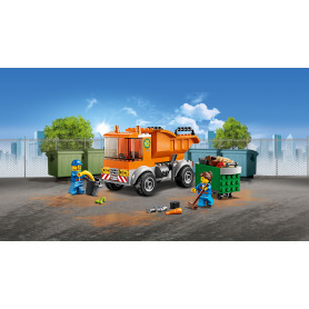 LEGO 60220 CITY GREAT VEHICLES CAMION DELLA SPAZZATURA