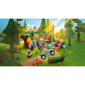 LEGO 41363 LEGO FRIENDS L AVVENTURA NELLA FORESTA DI MIA