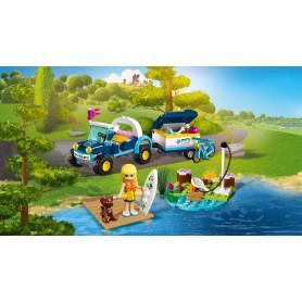 LEGO 41364 LEGO FRIENDS IL BUGGY CON RIMORCHIO DI STEPHANIE