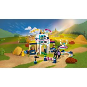 LEGO 41367 LEGO FRIENDS LA GARA DI EQUITAZIONE DI STEPHANIE
