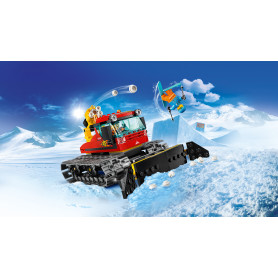 LEGO 60222 CITY GREAT VEHICLES GATTO DELLE NEVI