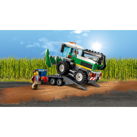 LEGO 60223 CITY GREAT VEHICLES TRASPORTATORE DI MIETITREBBIA