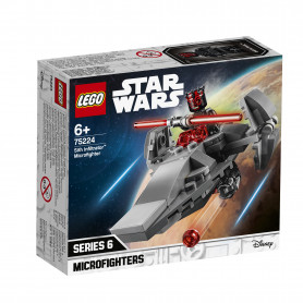 LEGO 75224 STAR WARS TM MICROFIGHTER SITH INFILTRATOR