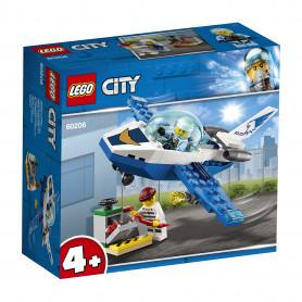 LEGO 60206 CITY POLICE PATTUGLIAMENTO DELLA POLIZIA AEREA