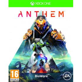 EA ANTHEM XBOX ONE