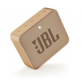 JBL GO 2 CHAMPAGNE IPX 7 CASSA BLUETOOTH