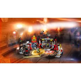 LEGO NINJAGO 70640 - QUARTIER GENERALE S.O.G.