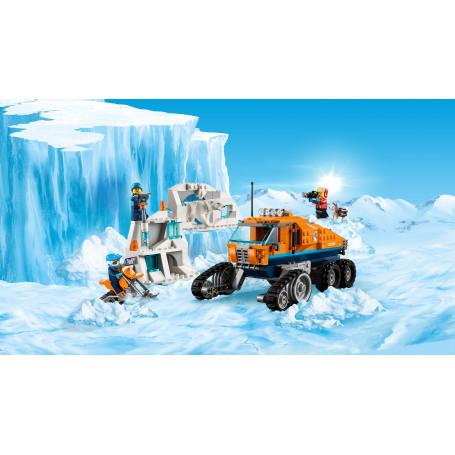 LEGO 60194 CITY ARCTIC EXPEDITION GATTO DELLE NEVI ARTICO