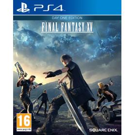KOCH MEDIA Final Fantasy XV Day1 Edition PS4