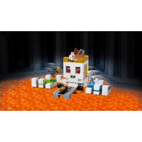 LEGO 21145 MINECRAFT L ARENA DEL TESCHIO