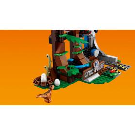 LEGO 75929 JURASSIC WORLD FUGA DAL CARNOTAURUS SULLA GIROSFERA