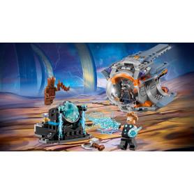 LEGO 76102 SUPER HEROES LA RICERCA DELL ARMA SUPREMA DI THOR