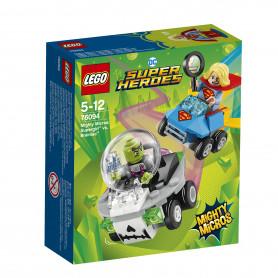 LEGO SUPER HEROES 76094 - MIGHTY MICROS: SUPERGIRL    CONTRO BRAINIAC