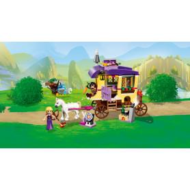 LEGO 41157 DISNEY PRINCESS IL CARAVAN DI RAPUNZEL