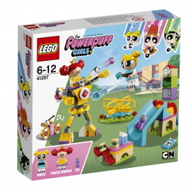 LEGO 41287 POWERPUFF GIRLS DUELLO AL PARCO GIOCHI DI DOLLY