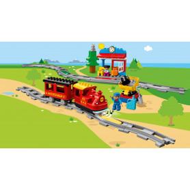 LEGO 10874 DUPLO TOWN TRENO A VAPORE