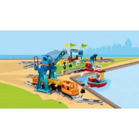 LEGO 10875 DUPLO TOWN IL GRANDE TRENO MERCI