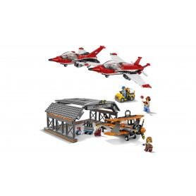 LEGO 60103 SHOW AEREO ALL AEROPORTO CITY AIRPORT