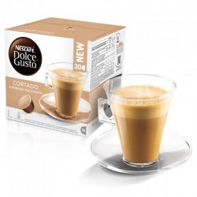 12238453 CORTADO espresso macchiato  conf. 30 Dolce Gusto Magnum Pack