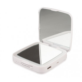MACOM 226 SPECCHIO PORTATILE CON POWER BANK