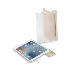 CELLULAR CLEARVIEWIPAD7H CUSTODIA  CLEAR VIEW IPAD7 ORO