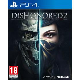 KOCH MEDIA Dishonored 2 PS4