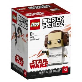 LEGO BRICKHEADZ 41628 PRINCIPESSA LEIA ORGANA
