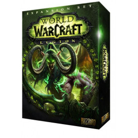 BLIZZARD WOW LEGION SE IT PC