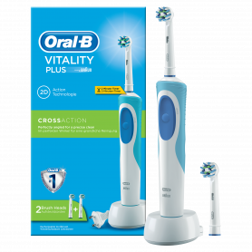 ORAL-B VITALITY CROSS ACTION SPAZZOLINO