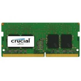 CRUCIAL CT4G4SFS824A SODIMM DDR4 4GB 2400MHZ CL17 DUALRANK