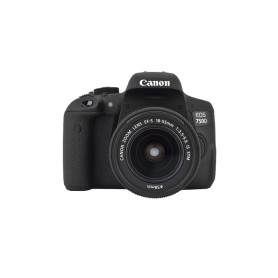 CANON EOS 750D  18/135 IS STM O.S. FOTOCAMERA REFLEX