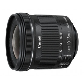 CANON EF-S 10-18MM F.4,5-5,6IS STM   EW73C   LC KIT