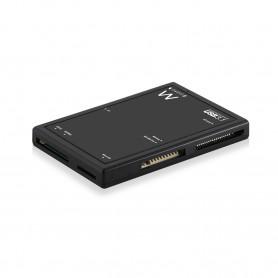 EWENT EW1074 CARD READER USB3.0 SD M-SD CF