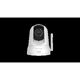 D-LINK DCS-5000L WIRELESS N PAN TILT DAY/NIGHT VIDEOCAMERA IP DA INTERNI