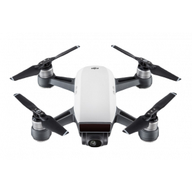 DJI SPARK WHITE MINI DRONE VIDEO FULL HD 12MPX