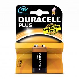 DURACELL  TRANSISTOR PLUS 9V 1 DUMN1604G