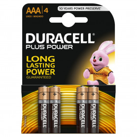 DURACELL  MINI STILO PLUS 1.5V DUMN2400G