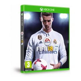 EA FIFA 18 STANDARD EDITION XBOX ONE