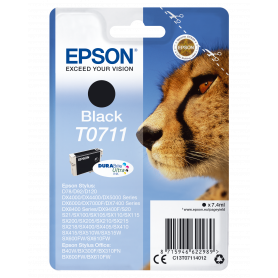 EPSON C13T0711 CARTUCCIA NERO D88/DX4000